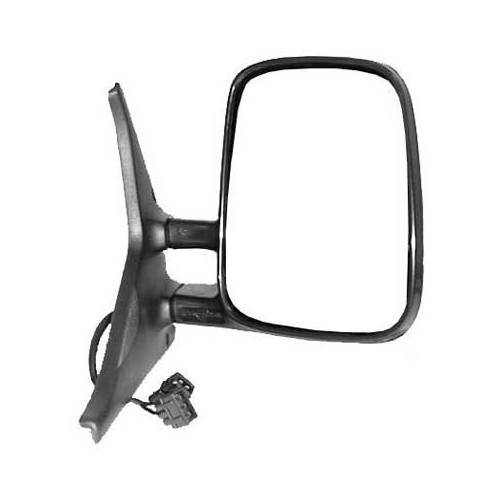 Right-hand electric door mirror for Transporter T4 90 ->03