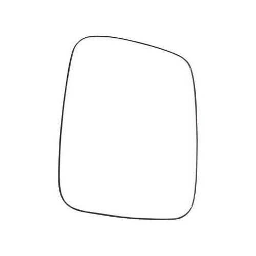 glace convexe de r troviseur droit lectrique pour transporter t4 90 03 roadloisirs. Black Bedroom Furniture Sets. Home Design Ideas