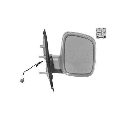 À Gauche Côté Conducteur Miroir De Verre Rétroviseur Extérieur Pour VW transporter t5 t6 Van 2010-19