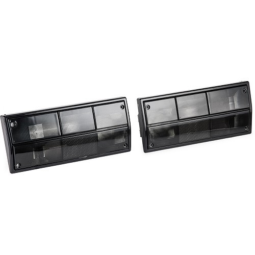 2 black rear lights for Transporter 79 ->92