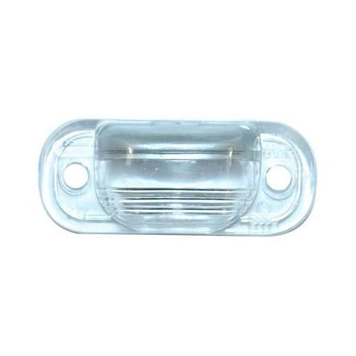 verre d 39 clairage de plaque d 39 immatriculation pour transporter 79 92 251943121 251 943 121 vw. Black Bedroom Furniture Sets. Home Design Ideas