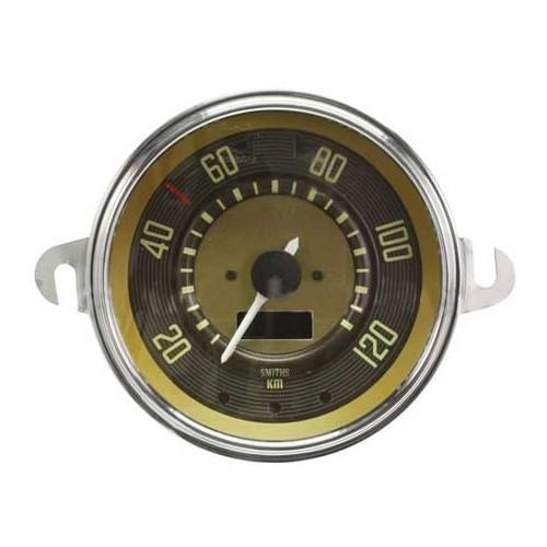 Digital Smiths speedometer 120kph forCombi Split and Beetle