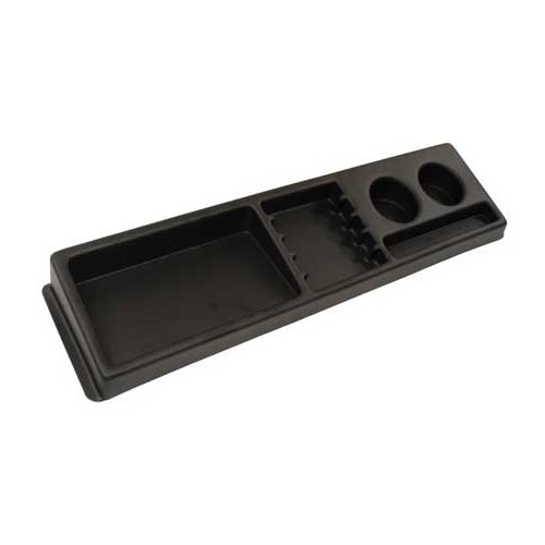 Stowage console on dashboard for VW Transporter T3