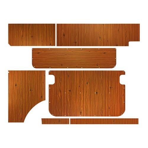 panneaux d 39 habillage equipement westfalia vw combi bay window pi ces pour combi t2 bay. Black Bedroom Furniture Sets. Home Design Ideas