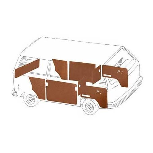 Classico VW Beetle Motore Guarnizione collettore di aspirazione a testa doppia porta T2 Camper Bay