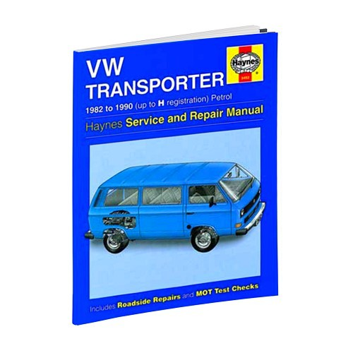 Haynes technical review, Volkswagen Transporter from 82 to 90