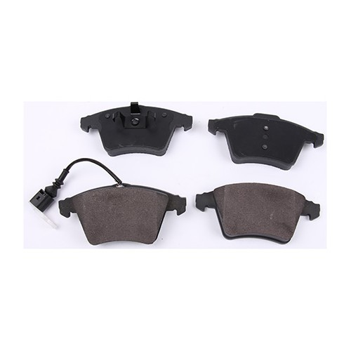 "Front brake pads for Transporter T5 16"" 2003->"