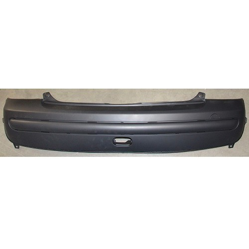 1 Rear Bumper For New Mini R50 Up To 0704 51 12 7 048 259