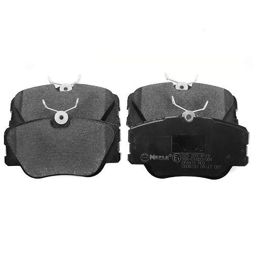 plaquettes type origine frein mercedes classe e type w124 pi ces pour mercedes e w124. Black Bedroom Furniture Sets. Home Design Ideas