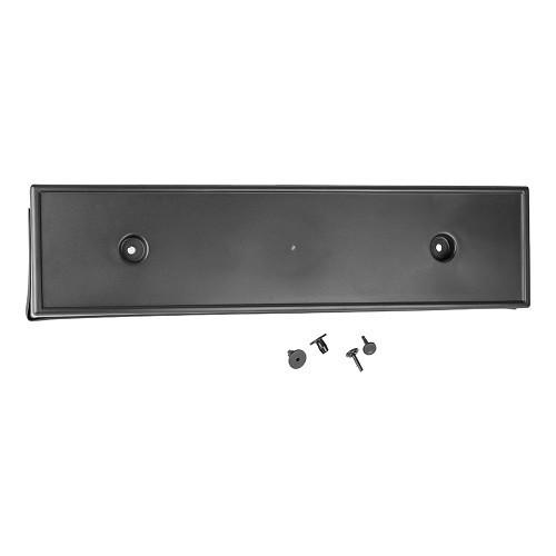 support plaque immatriculation avant pour mazda mx 5 nbfl. Black Bedroom Furniture Sets. Home Design Ideas