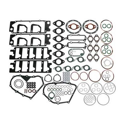 pochette compl u00e8te de joints moteur pour porsche 911 2 2 et