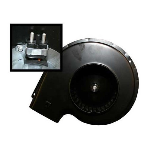 Ventilateur de chauffage electricit porsche 964 pi ces pour porsche 964 965 mecatechnic - Pulseur air chaud ...