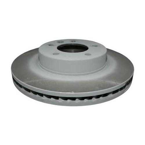 disque de frein avant ventil pour porsche cayenne v6 et v8 c t gauche 95535140140 mecatechnic. Black Bedroom Furniture Sets. Home Design Ideas