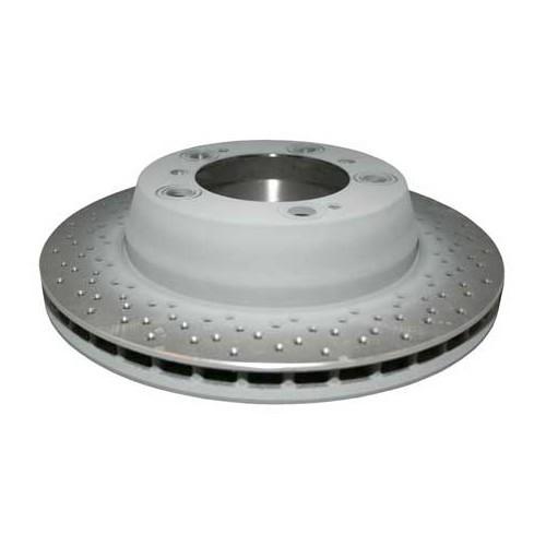 disque de frein arri re ventil et perc pour porsche bosxter et cayman 98635240301 boxster. Black Bedroom Furniture Sets. Home Design Ideas