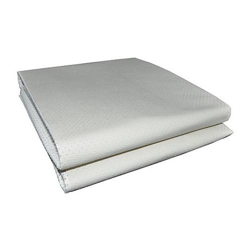 Ciel de toit blanc pour porsche 356 sans toit ouvrant 64455550100 644 555 501 00 mecatechnic - Recoller ciel de toit sans demonter ...
