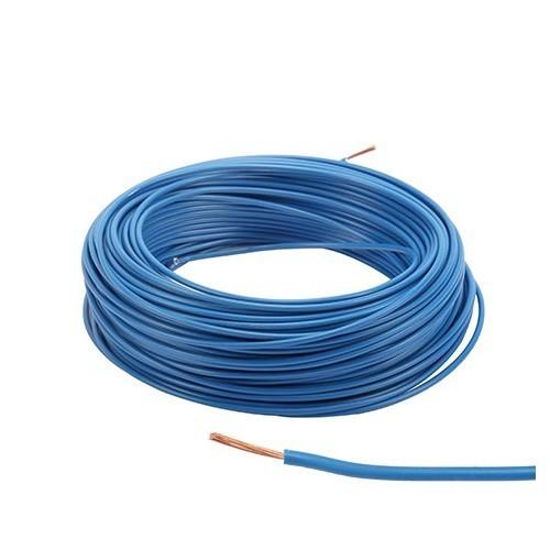 Cable eléctrico especial para automóvil - 1,5 mm² - por metros - azul -  Mecatechnic.com