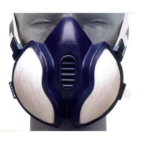 demi masque peinture 3m outillage auto mecatechnic. Black Bedroom Furniture Sets. Home Design Ideas