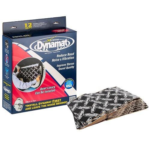 Dynamat Xtreme PRO kit