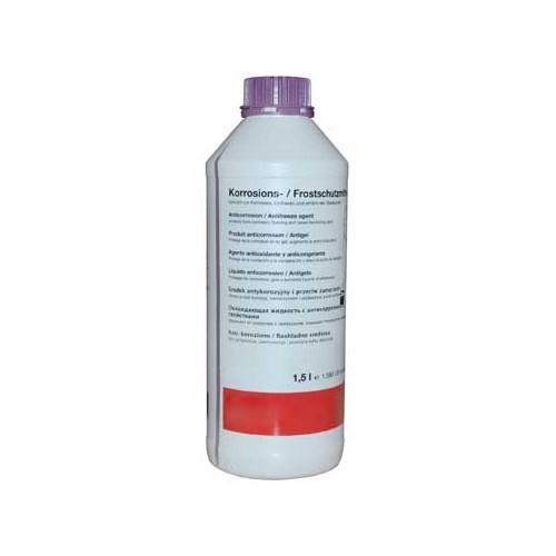 Concentrated liquid coolant antifreeze G12+ Purple febi ...