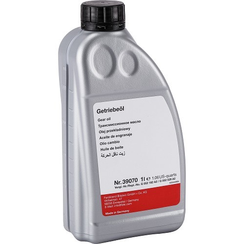 DSG gearbox oil, 1L bottle