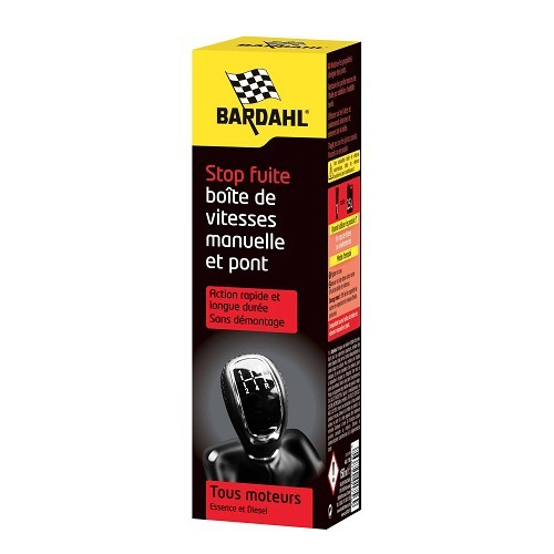 Bardahl Leak Stop for manual gearboxes, 150 ml