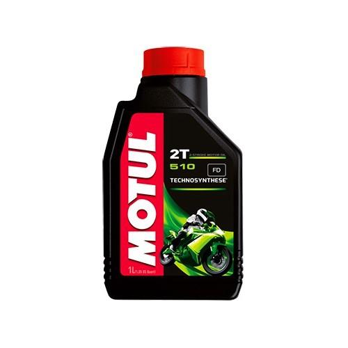 Motul 510 2-stroke semi-synthetic motorbike oil mix - 1 Litre