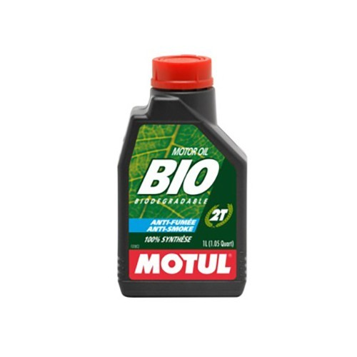 Huile de m lange pour moto motul bio 100 synth tique 2 for Reduction mecatechnic