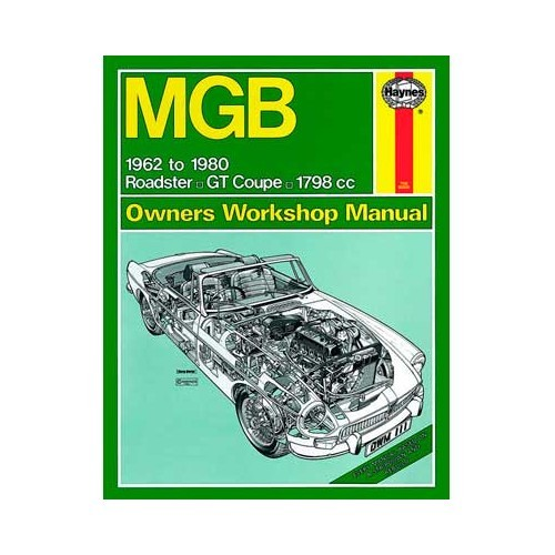Technical guide for MGB from 62 to 80
