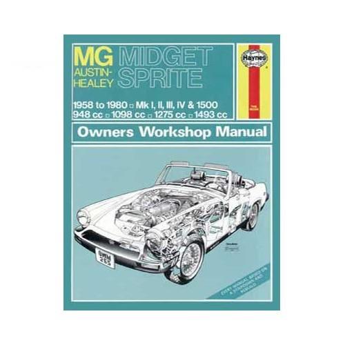 mg midget 1500 manual pdf