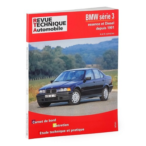 ETAI Technical guide for BMW E36 3 Series from 1991