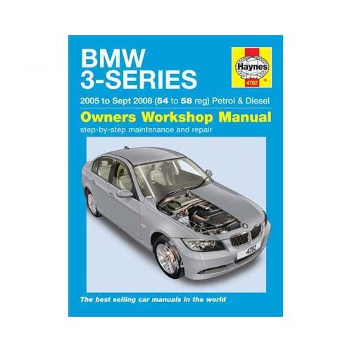 bmw factory service manual e46