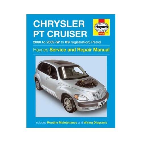 revue technique haynes pour chrysler pt cruiser essence de 2000 2009 haynes 978 1 8442 5892 5. Black Bedroom Furniture Sets. Home Design Ideas