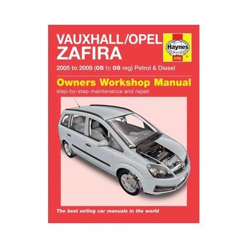 Astra Zafira Repair Manual Automobile Library Mecatechnic