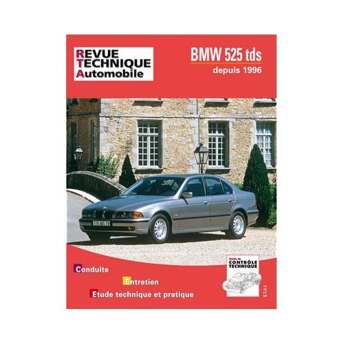 ETAI technical guide for BMW 5 Series E39 525 TDS from 1996