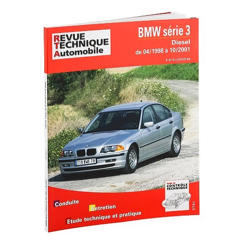 ETAI technical guide for BMW 3 Series E46 Diesel from 4/98 to 10/01