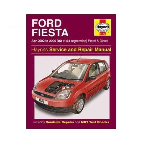 Revue Technique Ford Fiesta : revue technique haynes pour ford fiesta de 2002 2005 978 1 8442 5781 2 9781844257812 haynes ~ Dode.kayakingforconservation.com Idées de Décoration