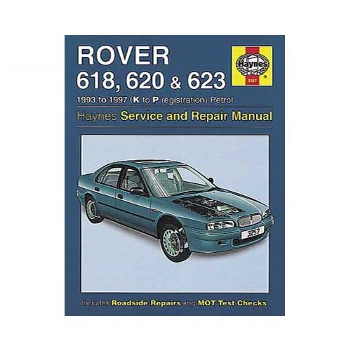 Rover 600 Repair manual Automobile library - Mecatechnic