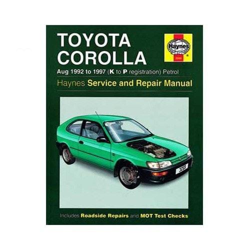 toyota corolla repair manual toyota repair manual automobile rh mecatechnic com 2005 Ford Freestar Repair Manual Ford Focus Haynes Repair Manual