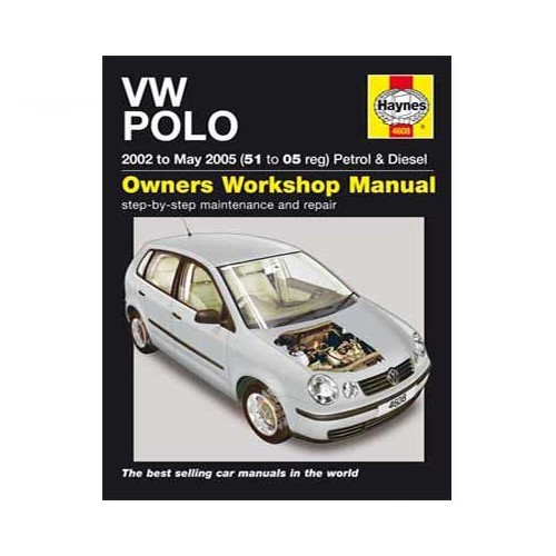 Haynes technical guide for Polo 9N from 2002 to May 2005