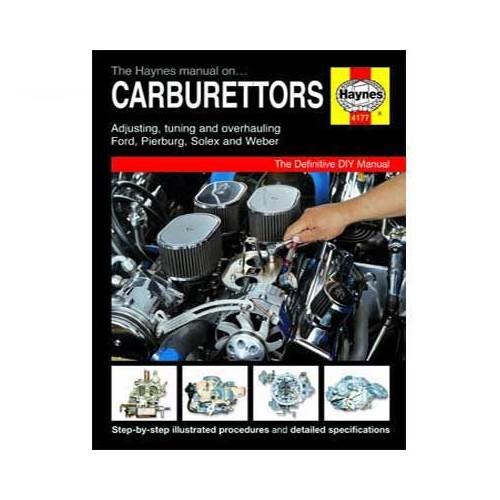 book the haynes carburettor manual 9781844251773 978 1 8442 5177 3 rh mecatechnic com haynes carburetor manual haynes carburetor manual free download