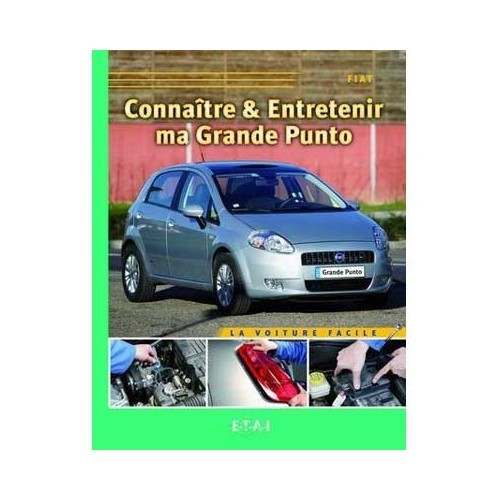 Fiat punto repair manual fiat repair manual automobile library understand and maintain my grande punto etai publishing sciox Gallery