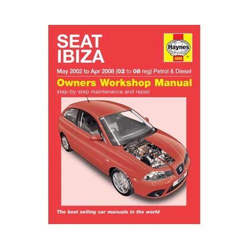 ibiza cordoba repair manual seat repair manual automobile rh mecatechnic com Ford Mondeo MK4 Colour 2011 Ford Mondeo MK4 Liftback