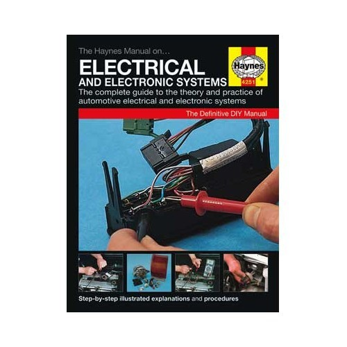 The haynes car electrical systems manual 9781844252510 978 1 8442 the haynes car electrical systems manual publicscrutiny Image collections