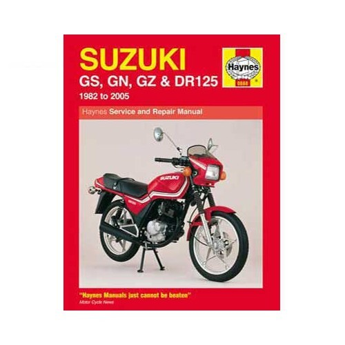 Suzuki gz 125 manual array haynes technical guide for suzuki gs gn gz and dr 125 from 82 to fandeluxe Image collections