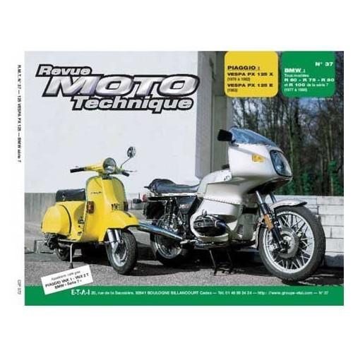 Vespa Px 125 X E Bookstore Motorcycle Mecatechnic border=