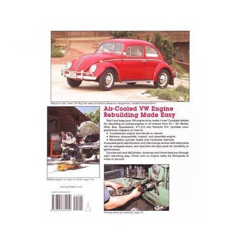 Bestseller  How To Rebuild Your Volkswagen Engine