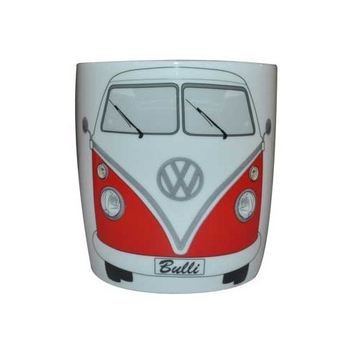 Mug VW Combi Split rouge