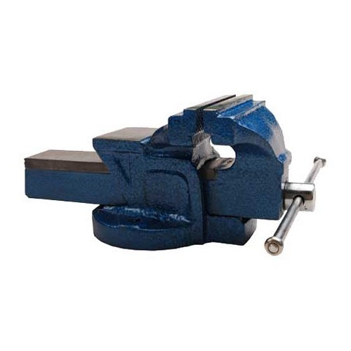 Bench Vise, 8.0 kg, 125 mm Jaws