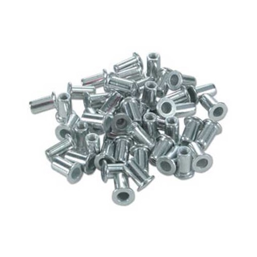 Riveting Nuts 4mm 50pk
