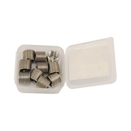 10 Thread Repair Inserts, M12x1.75